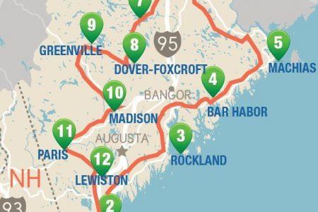 Maine Reiseroute: Der nordöstlichste Bundesstaat der USA (mit Bildern) | Maine Reisen, USA besuchen, USA reisen