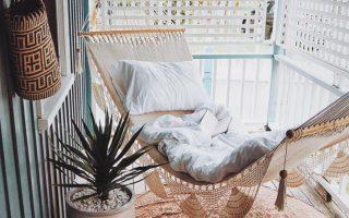 19 Tipps und Tricks zum Dekorieren eines kleinen Balkons