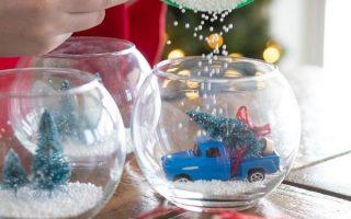 15 Dollar Store Weihnachten DIY Projekte, die jeder machen kann