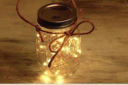 20+ der besten DIY Einmachglas Handwerk (für zu Hause & mehr!)