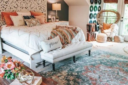 MASTER BEDROOM REVEAL | ASHLEY MÖBEL - Hunter Premo