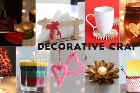 Home Decorative Craft Ideas Unglaublich hilfreich DIY Diy Home Decor, Diy C ...