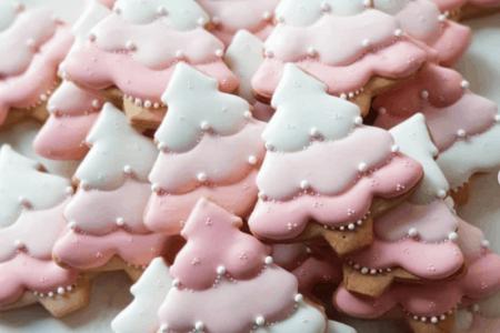 Nette Weihnachtsplätzchen [2019 Edition] - Blush & Pine Creative