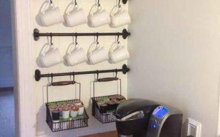 Versuchen Sie dies: 9 DIY Organisation Küchentipps