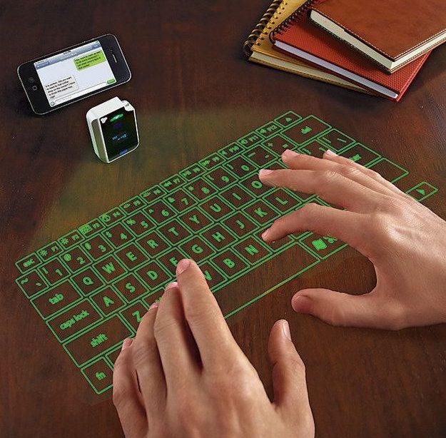 Diese virtuelle Tastatur