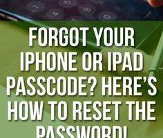 Haben Sie Ihren iPhone- oder iPad-Passcode vergessen? So setzen Sie das Passwort zurück!