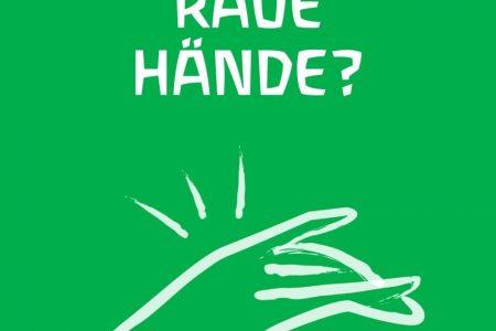 Trockene Haut - Strapazierte Hände?