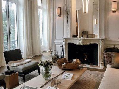 Wie erstelle ich ein von Paris inspiriertes Zuhause?