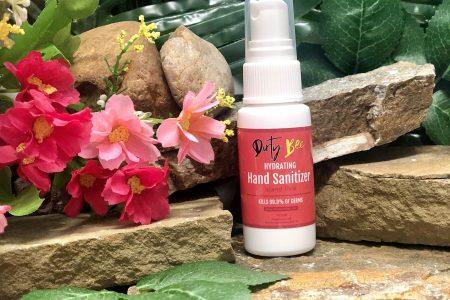 Island Pink Händedesinfektionsspray | 1 Unze