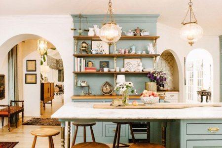 Besichtigen Sie Karen Elsons elegantes, von Englisch inspiriertes Haus in Nashville