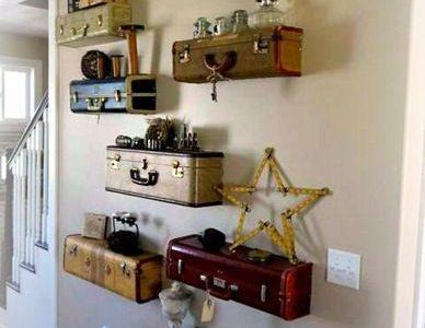 DIY Vintage Koffer Projekte • Der Budget Dekorateur