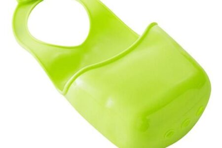 Küchenspüle Schwammhalter Badezimmer hängen Sieb Organizer Aufbewahrungsbox Rack - Grün